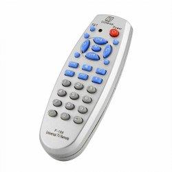 APT AG83B Univerzální dálkový TV ovladač stříbrný