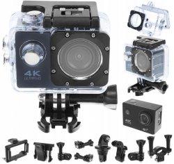 ISO 9101 Kamera 4K ULTRA HD, Wifi 32GB černá bazar
