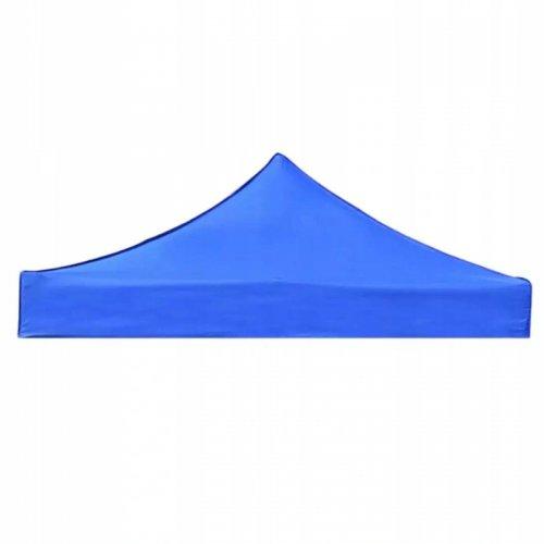 Pronett J1377 Střecha k párty stanu 300 x 300 cm modrá