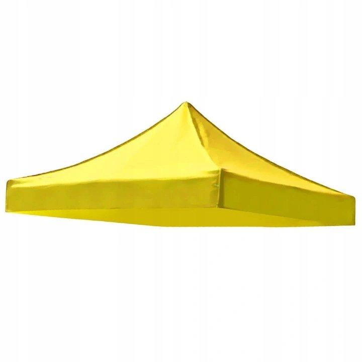 Pronett J1377 Střecha k párty stanu 300 x 300 cm žlutá