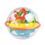 KIK LABYRINT 3D interaktivní koule 118