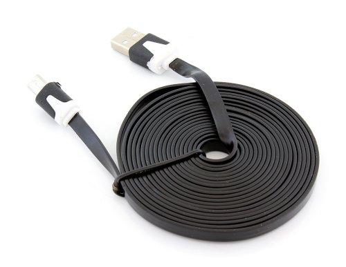APT KK21H Micro USB kabel 3 m černá