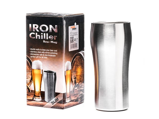 Master Půllitr IRON CHILLER slim 400ml