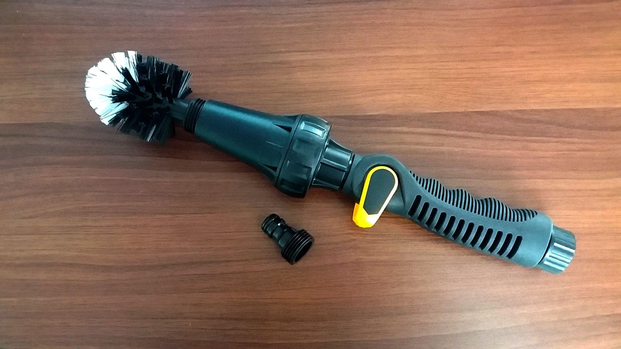 GFT U504 Rotační kartáč na hadici